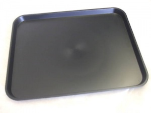 KB4 Black Catering Tray