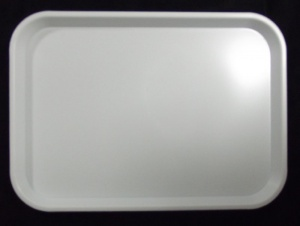 KB1 Plastic Catering Tray - Seconds