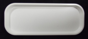 KB6 Plastic Catering Tray