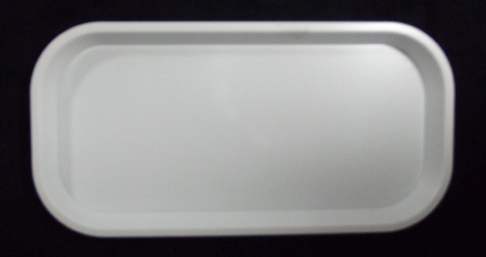 KB7 Plastic Catering Tray - Seconds