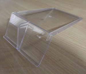 PB18CL Clear lid for use with PB18 Products
