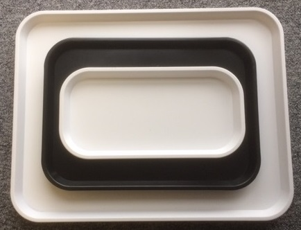 KB417 Catering Trays Set of 3