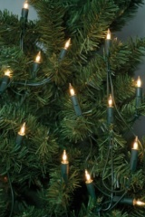 Clear Fairy Lights Pack of 40 Lights