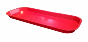KB6 Red Catering Tray